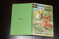 Ladybird Key Words  Reading Scheme Peter & Jane 6c Reading with Sounds 2'6 net