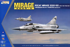 1/48 Kinetic Mirage 2000-5ei Taiwanese Air Force W/tractor #48045