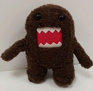 domo kun brown lovely soft plush doll 7 anime monster figure nanco