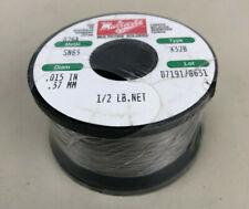 Multicore Solder Sn63 X32b 0015 Inch 037mm 05 Pounds 227gr