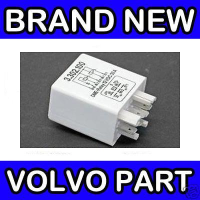 Volvo 740 760 780 940 960 900 Blanc Pompe À Carburant Relais Jetronic