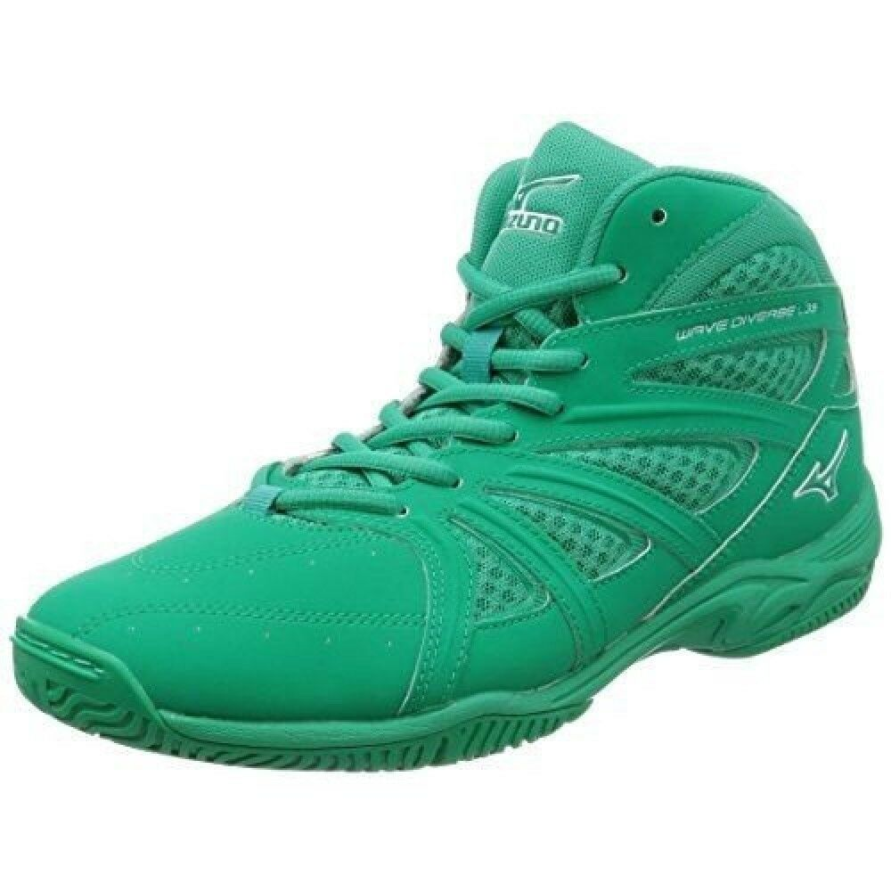 Mizuno Dance Fitness shoes WAVE DIVERSE LG3 K1GF1671 green Free shipping
