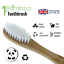 Bamboo-Toothbrush-Biodegradable-Vegan-Organic-Eco-By-Vivco thumbnail 11
