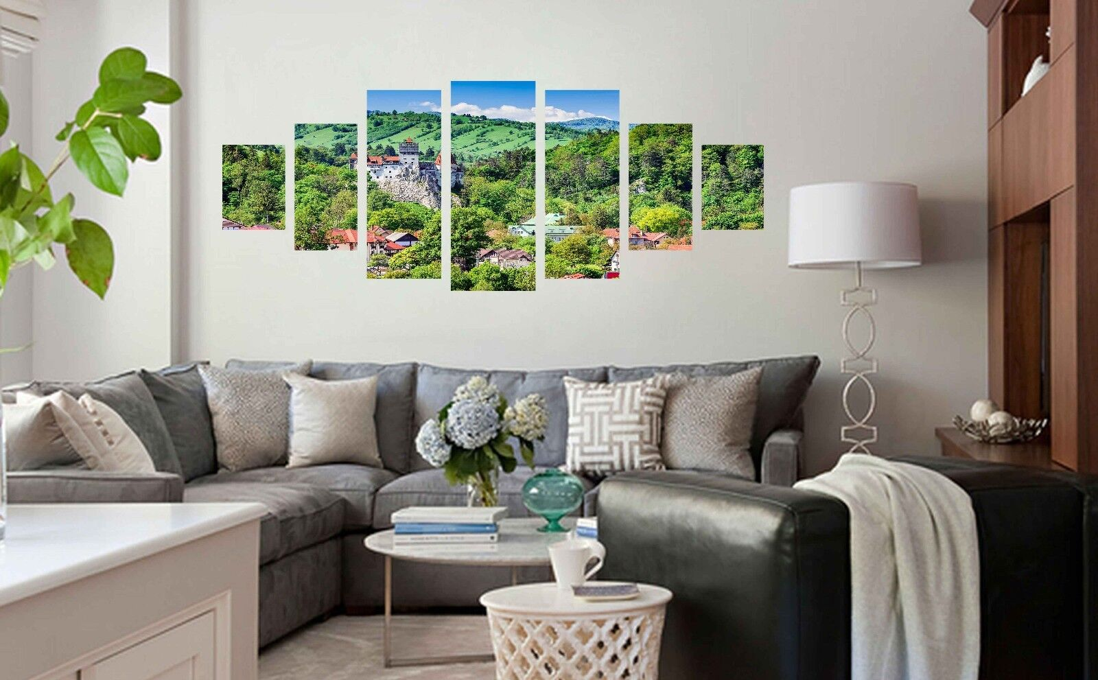 3D Forest Tree 82 Unframed Print Wall Paper Decal Wall Deco Indoor AJ Wall Jenny