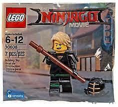 Genuine-LEGO-NINJAGO-KENDO-Lloyd-Poly-Sac-Neuf-30608