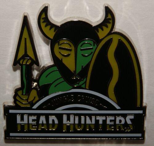 Disney Mascots Mystery Jungle Cruise Head Hunter Pin Only