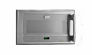 Details About Frigidaire Professional Microwave Door For Model Fpbm189kf Lowest Price