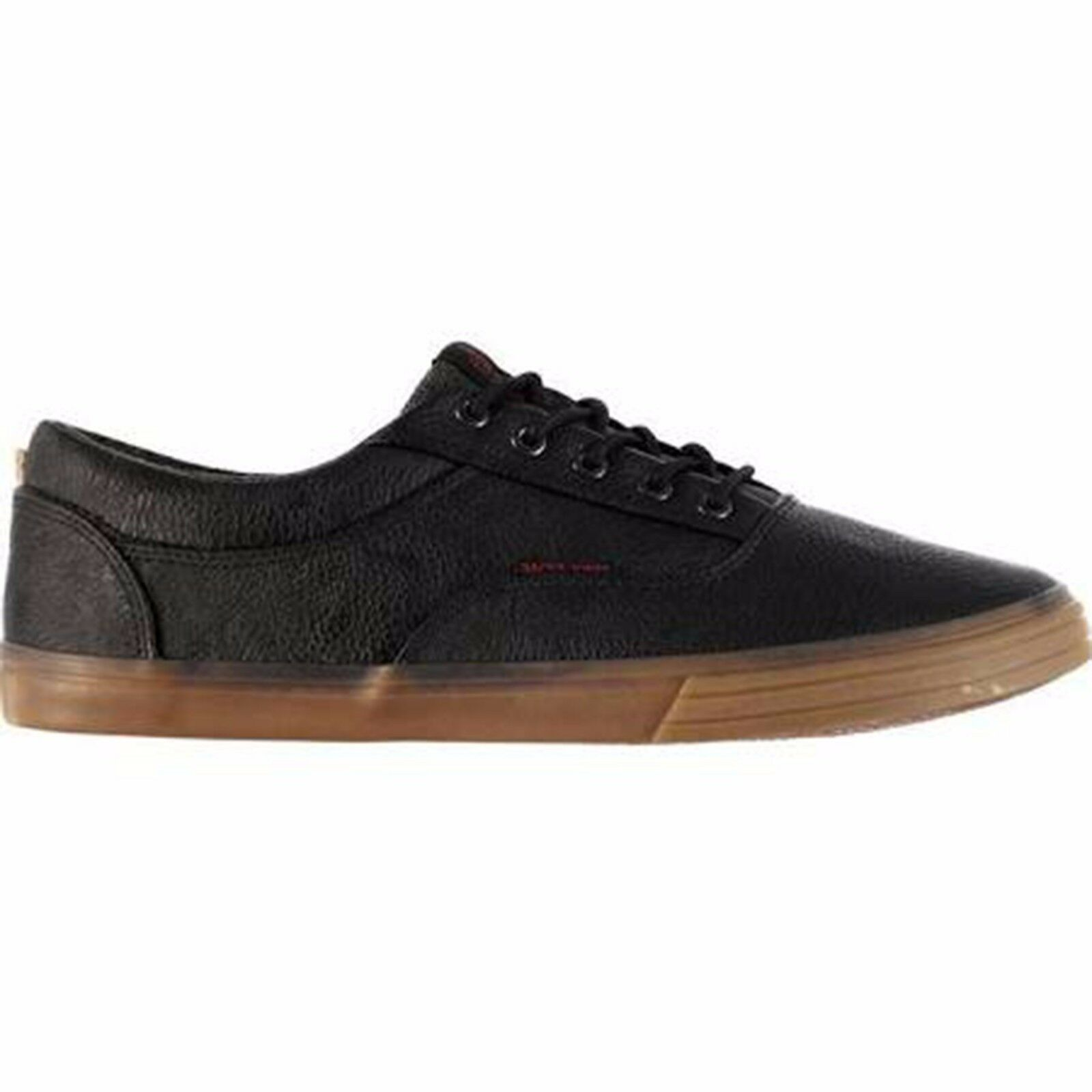 uk availability a3046 ea8f0 Jack Jack Jack and Jones jfw visión PU Sneaker Antracita (Negro) f980ed. ""