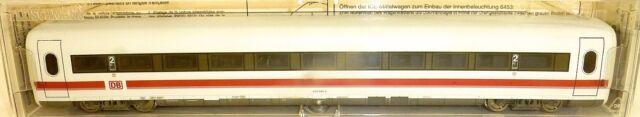 ICE Mittelwagen 2te Kl DBAG Bvmz 802.6 EpV Fleischmann 4449 H0 1:87 OVP NEU µ *