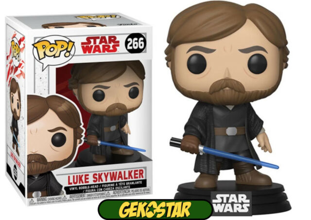 Luke Skywalker (Final Battle) - Funko Pop Vinyl