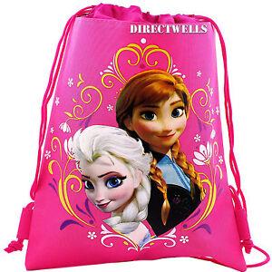 "Genuine Licensed Disney Frozen Elsa Anna Olaf 11/"" Mini School Backpack"