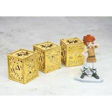 Datong Saint Seiya Pandora Box Vol 3 Libra Scorpio Sagittarus + Kiki Figure