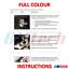 thumbnail 6 - REPAIR KIT ABS Pump Motor 10.0212 / 10.0961 5DF0 5DF1 Carbon Brushes Refurb