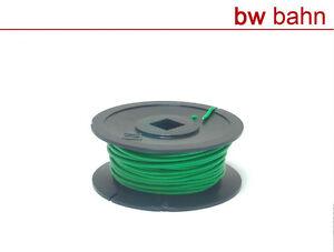 roco 10635 1 poliges kabel 0 7 mm 10 m rolle gr n neu. Black Bedroom Furniture Sets. Home Design Ideas