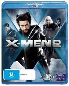 X-MEN-2-BLU-RAY-DVD-AS-NEW-PAL-REGION-4