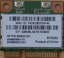 HP 802.11b/g/n 2x2 WiFi Wireless Card Touchsmart 310 320 420 520 610 Series