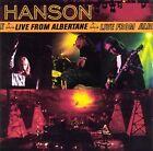 Live From Albertane by Hanson (CD, Mar-2003, Mercury)