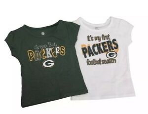 green bay packers toddler t shirt