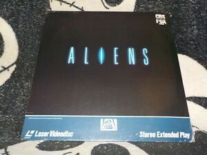 Aliens-NEW-SEALED-Laserdisc-LD-Sigourney-Weaver-Free-Ship-30-Orders