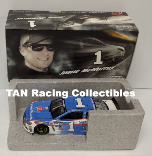 Jamie McMurray 2015 Lionel Collectibles #1 Sherwin Williams 124 FREE SHIP!