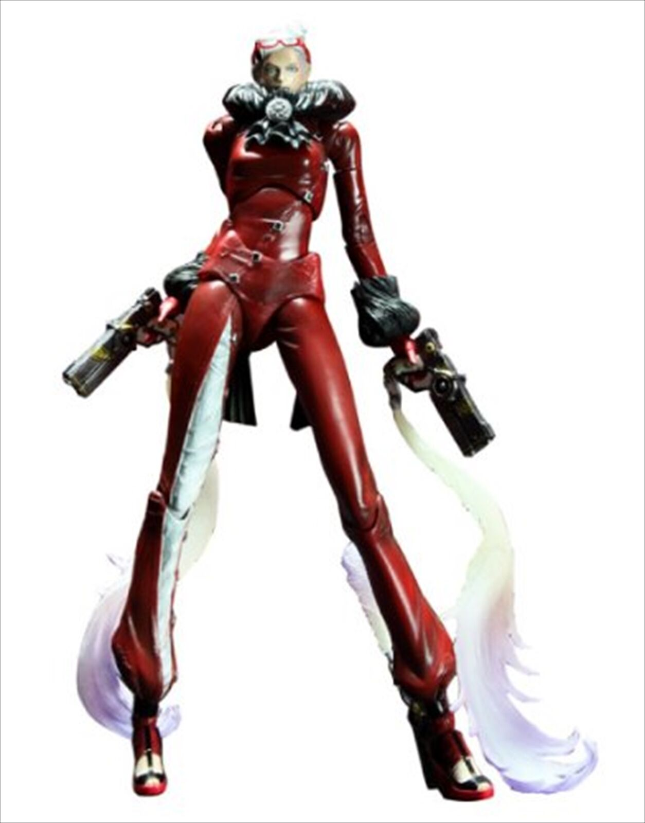 Square Enix Bayonetta Jeanne Jugar Arts Kai Figura de acción