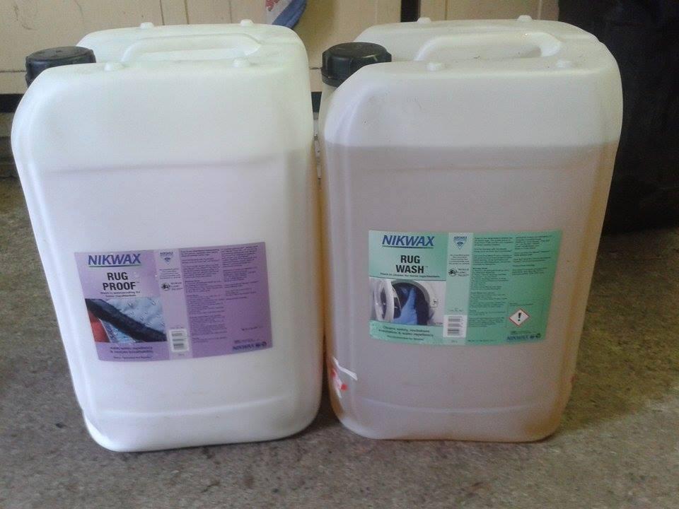 NIKWAX RUG Re Proof 25 LITRE HORSE RUGs reproofing, waterproofing 25l