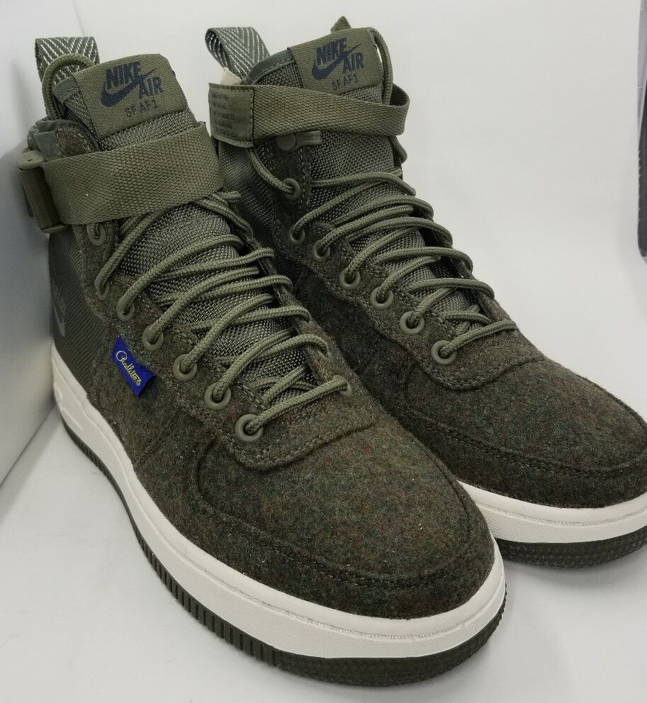Nike Air Force One SF AF1 Pendleton ID Size 6 AO9588-991