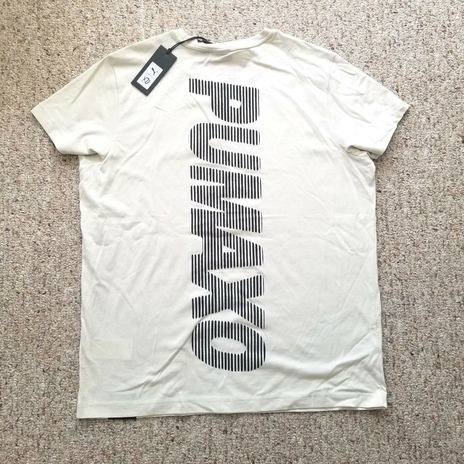 5371d51f PUMA x The Weekend Mens T-Shirt Size Small Large NWT or XO  norwxj1603-T-Shirts