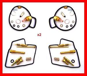 Fps carb carburetor repair kits x2 honda gl 1500 aspencade for Aspen x2