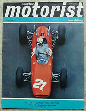 SPORTING MOTORIST Magazine July 1964 Sunbeam Rapier Series IV  VAUXHALL VX 4/90