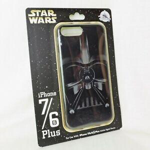 DISNEY PARKs Handyhülle * DARTH VADER * iPhone 6 7 plus * STAR WARS D-Tech