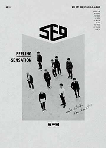 Sf9 - Beat & Go To Sleep (1st Debut Single Album) [New CD] Asia - Import