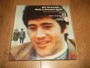 PAT-SHANNON-034-BACK-TO-DREAMIN-039-AGAIN-034-NEW-amp-SEALED-VINYL-LP-1969-UNI-73079