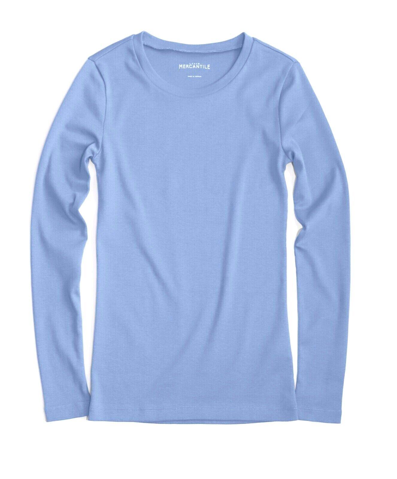J.Crew Mercantile DAMEN XXL - Nwt Immergrün Blau Angepasst Angepasst Angepasst Langärmlig Baumwolle | New Listing  | Online-Shop  | Sale Outlet  | Internationale Wahl  | Deutsche Outlets  b136cc