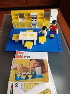 Cucina Della Lego Anni 70 Set 263   eBay