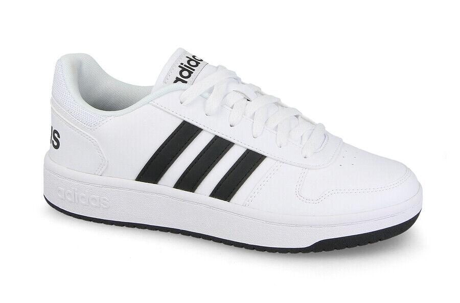 Para hombres zapatos tenis ADIDAS HOOPS 2.0 F34841 []