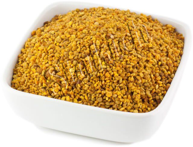 10 LB 100 Pure Bee Pollen Granules Fresh Raw Natural Organically Produced