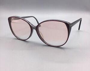 Roberta-di-Camerino-Sunglasses-occhiale-da-sole-V-38-1086-hand-Made-in-Italy-80s