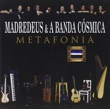 MADREDEUS - METAFONIA  CD NEU
