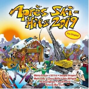 APRES-Ski-Hits-2019-Mickie-Krause-i-temerari-DJ-fregata-2-CD-NUOVO