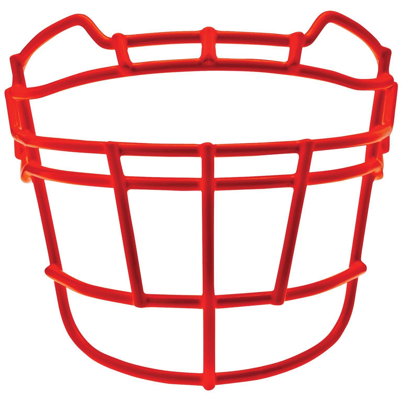 Schutt Vengeance V-RJOP-DW-TRAD Adult Football Helmet Facemask SCARLET RED
