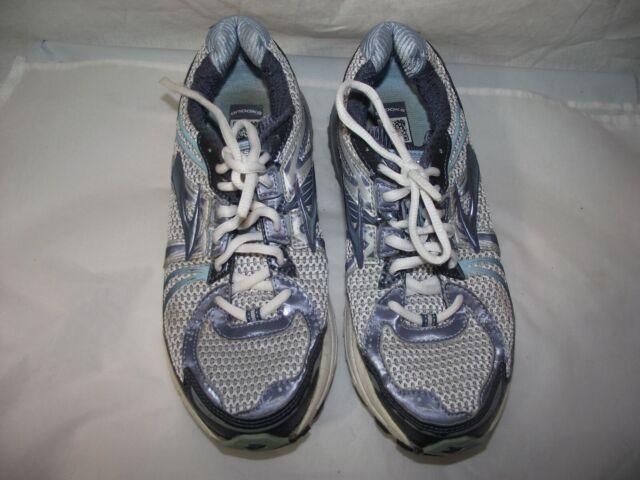 Brooks GTS 12 Womens Running Shoes Blue