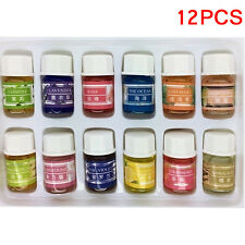12pcs/Set Skincare Lavender Oil Essential Oil Pack for Spa Bath Massage Hot Sale