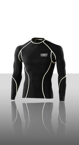 couche de base thermique ventilé aisselles top Vélo homme proathletica Gym compression