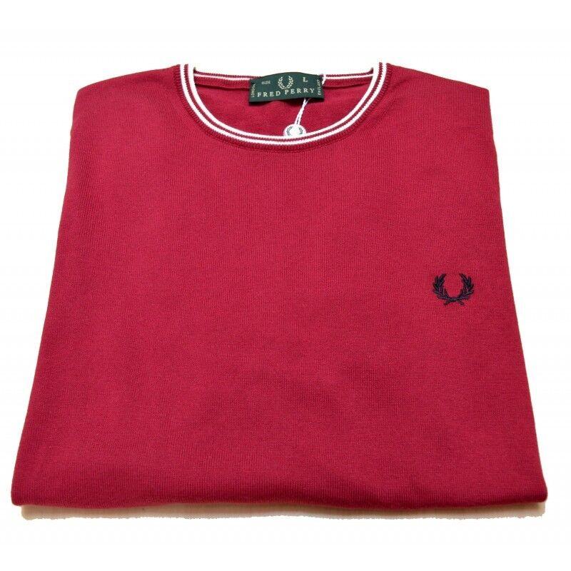 Maglioncino FROT Perry  Herren Men Jumper maglia Vintage v0032