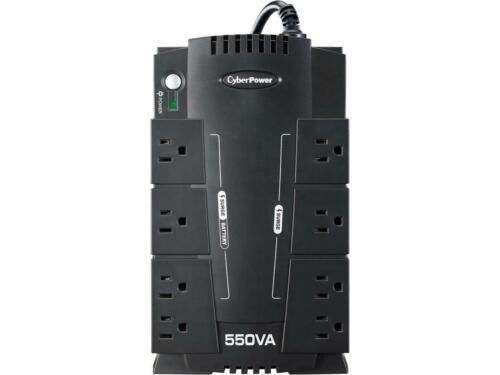 CyberPower CP550SLG 550 VA 330 Watts UPS
