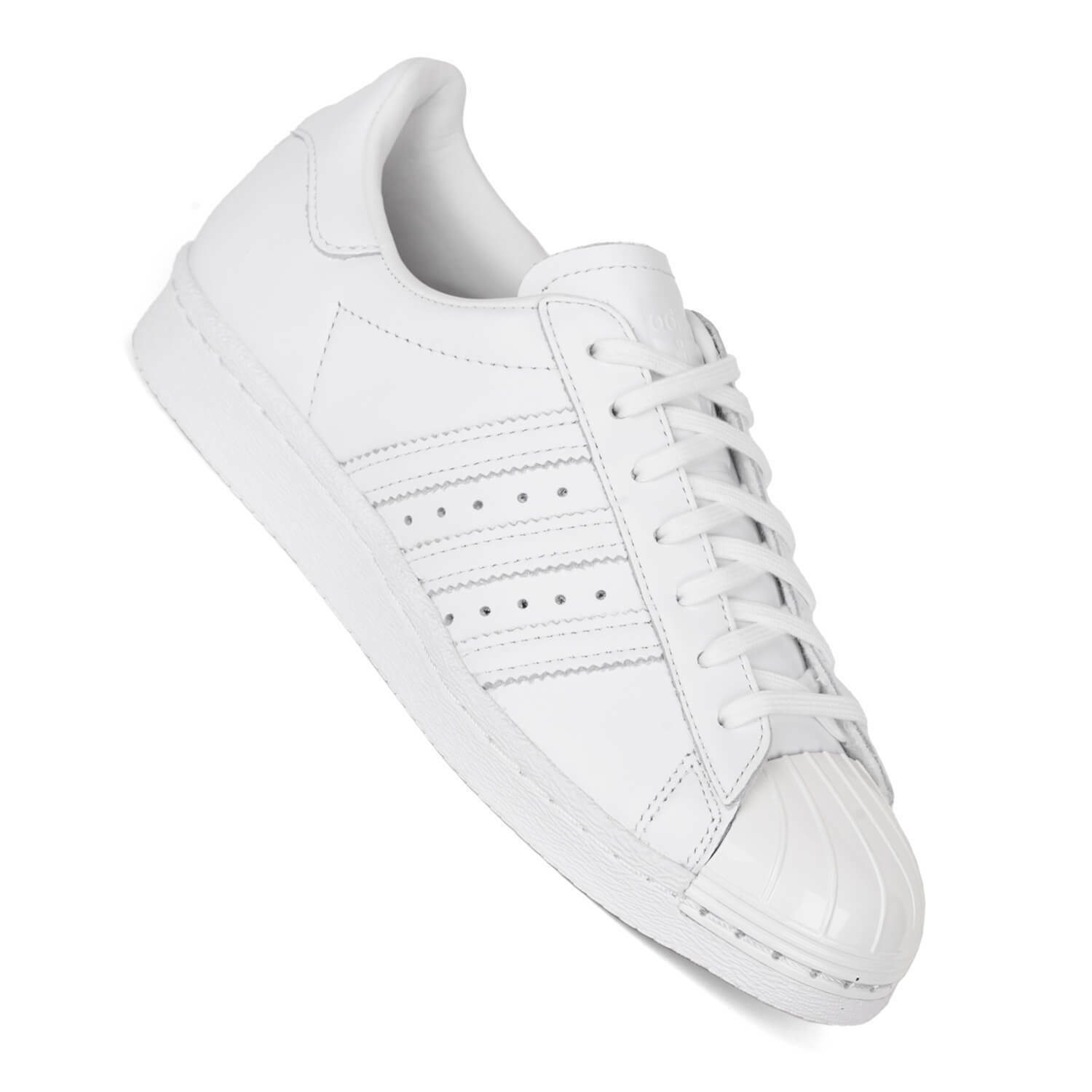 adidas superstar white ladies