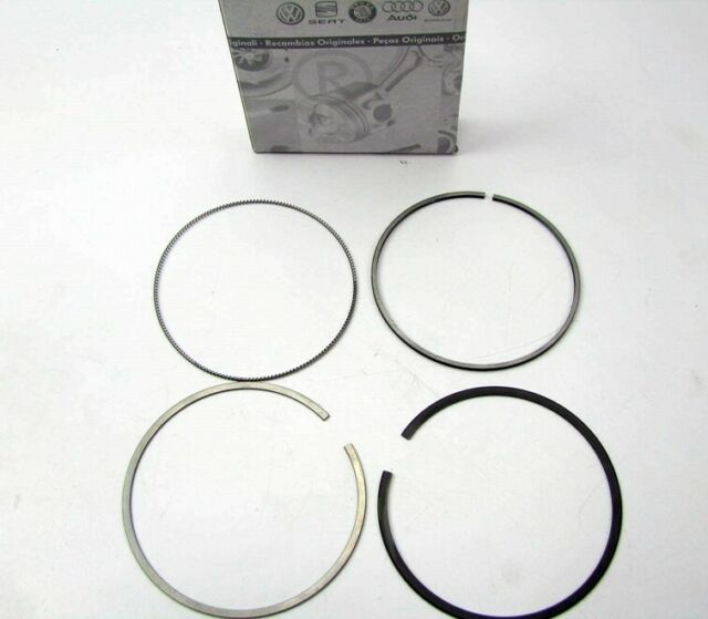 NEW OEM 077-198-151-M Engine Piston Ring Set STD 2008-2009 Audi R8 4.2L 5.2L