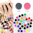 UV Nail Polish Gel Decor DIY Nail Art Tips Manicure Decoration Pure Color 8ml
