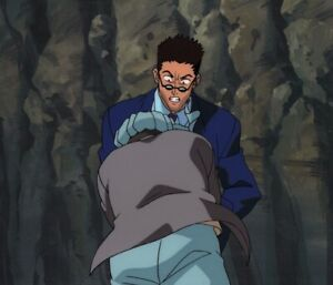 Hunter-x-Hunter-Anime-Production-Cel-Douga-Leorio-Ep-2-1999